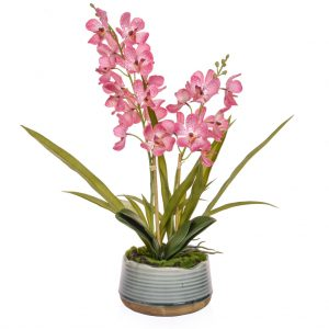 Artificial Pink Orchid