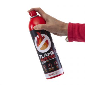Flame Buster